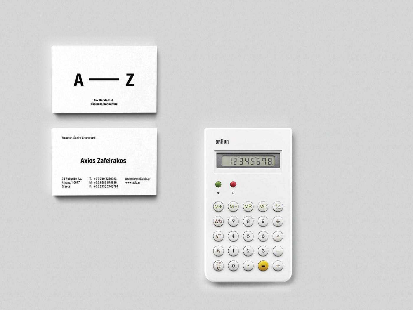 A—Z, Accounting | Typical Organization for Standards & Order